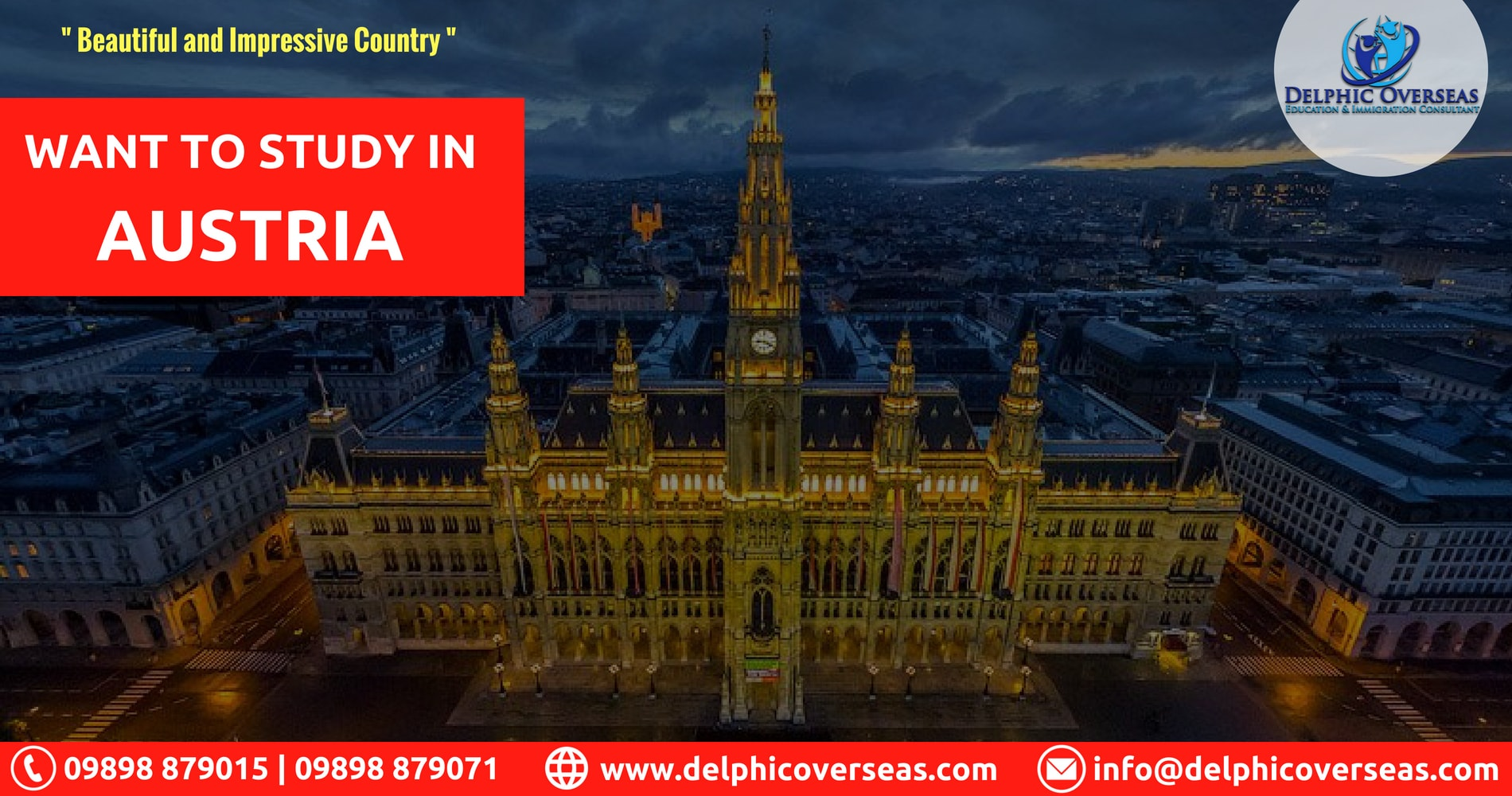Student visa to Austria. Higher education abroad